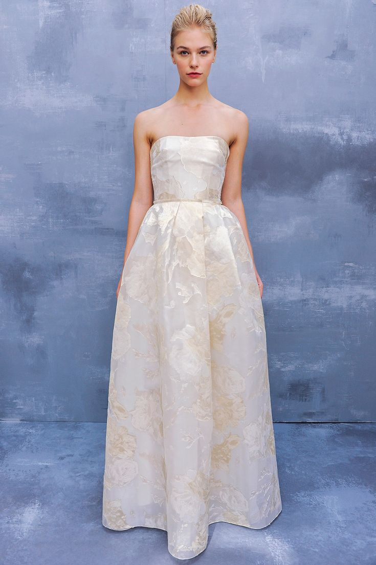 146 best dream wedding gown images on Pinterest   Wedding dressses ...