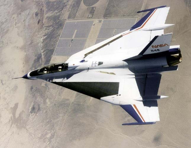 nasa fighter aircraft - photo #15