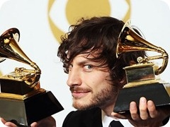 Australian performer Gotye has made history, becoming the first Australian artist this century to score multiple awards from the one work.