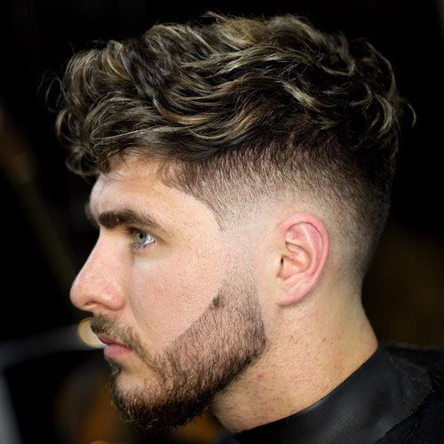 37 Messy Hairstyles For Men 2020 Guide Mens Haircuts Fade Mid Fade Haircut Curly Hair Men