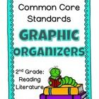 READING LITERATURE GRAPHIC ORGANIZERS: COMMON CORE ALIGNED!  This is a packet of 25 useful graphic organizers for students mastering the Common Cor...