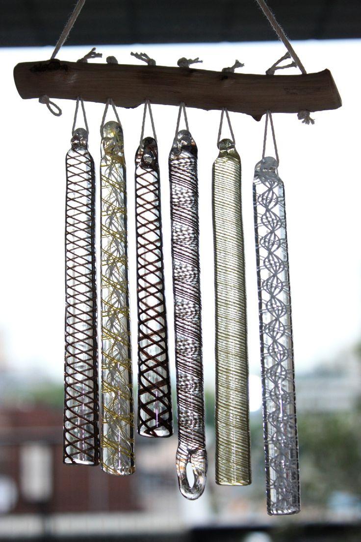 Japanese glass windchimes