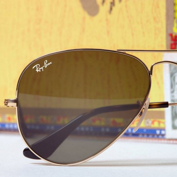See things with a different perspective with Ray-Ban sunglasses! #YYC #YYCLiving #YYCEyeWear
