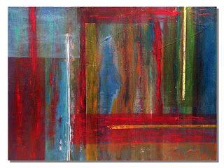 Abstract #6, Acrylic on Canvas #art #visualarts #painting #joshnammpaints #paintings #painters #abstract #abstractart #abstractpainting #acrylicpainting