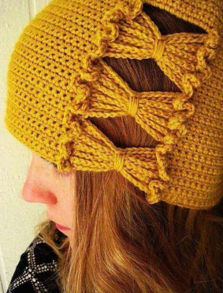 Multiple hat patterns