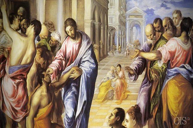 """La fe y la obra - La importancia de la fe para el pueblo de Dios. Para recibir la salvación, no solo debemos tener fe sino también obras. Dios nos ha dicho  que """"los que hacen la voluntad de Dios (como la Pascua y el butismo) pueden entrar en el reino de los cielos"""""""