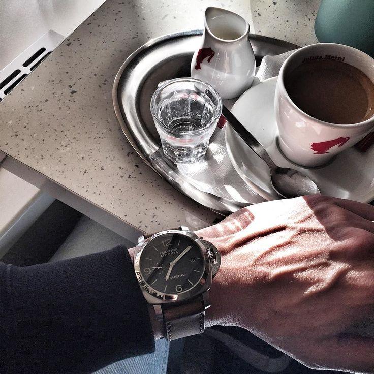 #panerai#pam312#paneraicentral #watchfam#watchanish #watchporn#watchcollector #watchcommunity #watchesofinstagram #dnesneessentials #wristporn#wristwatch#wristgame#luxurywatch #dailywatch#mensstyle #menwithstyle #stylemen#coffetime#coffeelover #coffeeaddict #lifestyle #lifestylephotography #watchessentials by panedge #panerai