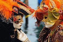 The Venetian carnival
