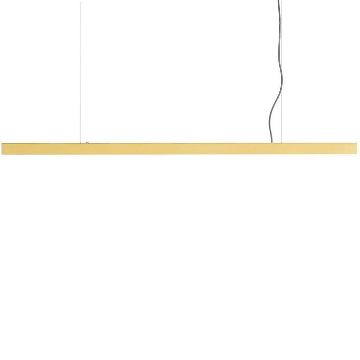 Anour Polished Brass Pendant Lamp | anour_polished_brass_I_light | £1,180.00