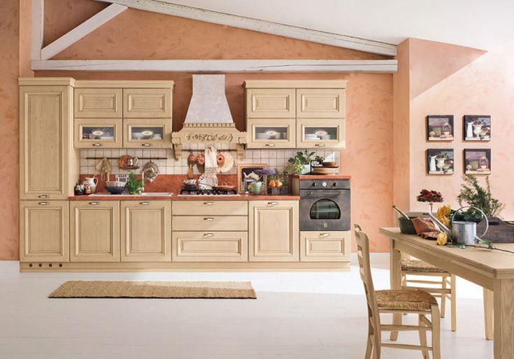 30 Idee per Colori di Pareti di una Cucina Classica nel ...