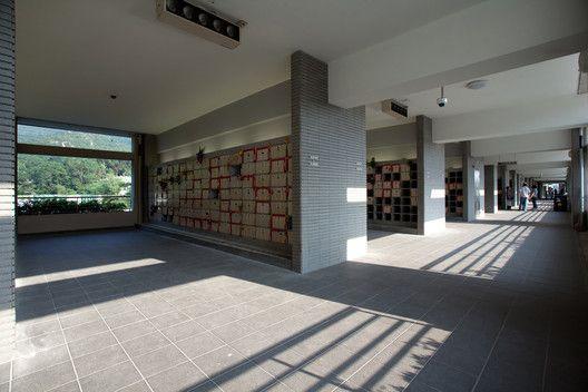 Diamond Hill Columbarium,Courtesy of Architectural Services Department