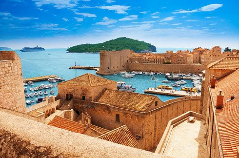 "Dubrovnik, Croatia | 11 Places All ""Game Of Thrones"" Fans Need To Visit"
