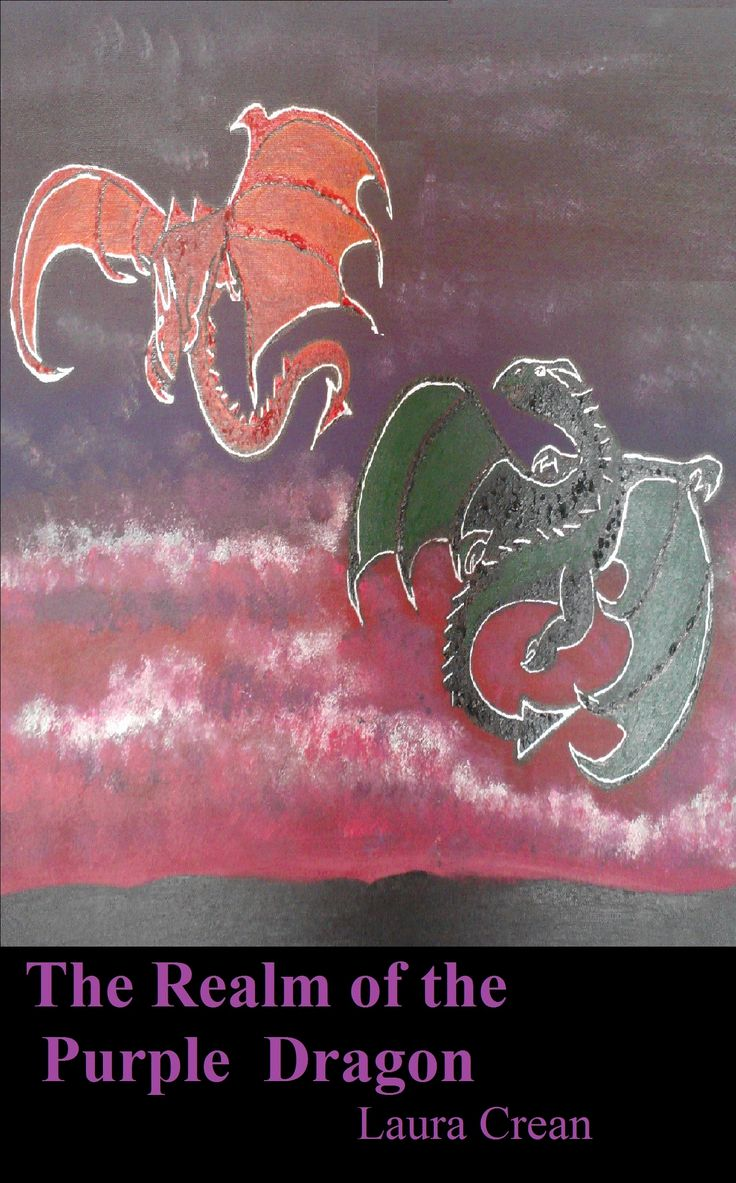 The Realm of the Purple Dragon is a children's Fantasy Adventure Novel full of dragons and fantasy creatures set in a Realm of magic and mystery and console gaming! http://www.amazon.co.uk/Realm-Purple-Dragon-Laura-Crean/dp/1470974800/ref=pd_sim_sbs_b_1