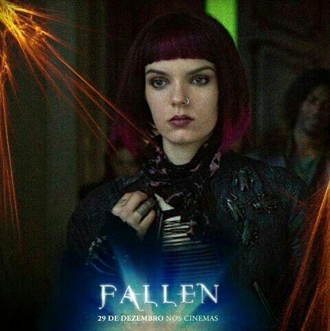 Sianoa Smit-McPhee as Molly Zane in #FallenMovie