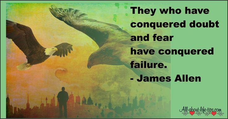 conquered keep moving forward