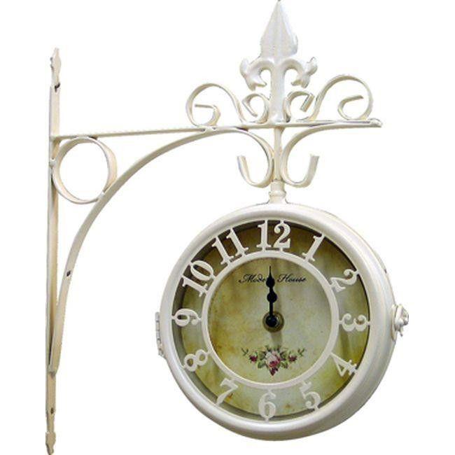 Ρολόι Τοίχου Σταθμού Μπεζ/Εκρού (small),  Τιμή: €20,20, http://www.lovedeco.gr/p.Roloi-Toichou-Stathmoy-Mpez-Ekroy-small.867375.html