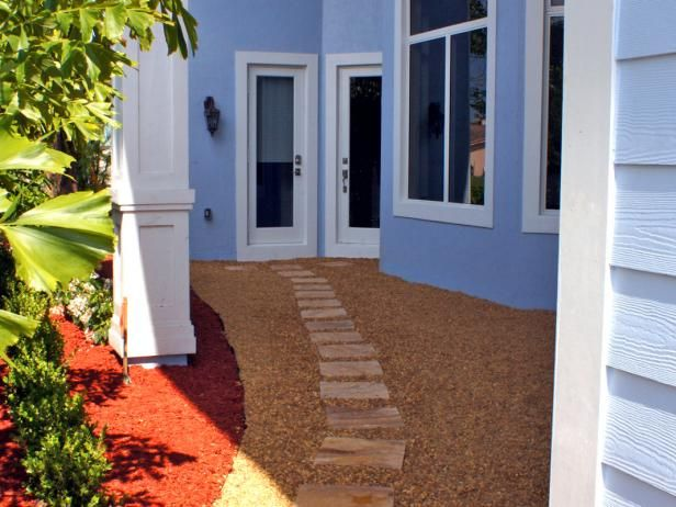 The experts at HGTV.com share step-by-step instructions on how to build a stone path. >> http://www.hgtv.com/design/outdoor-design/landscaping-and-hardscaping/how-to-build-a-stone-path?soc=pinterest