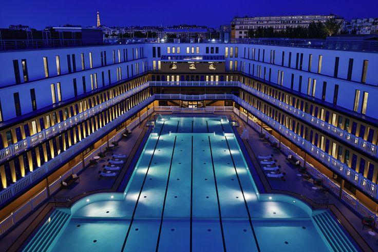Architecture art déco, bassin olympique, centre sportif ou solarium pour lézarder, les piscines parisiennes s'adaptent à tous les goûts. Mythiques ou méconnues, quelles sont celles qui méritent le grand plongeon ?