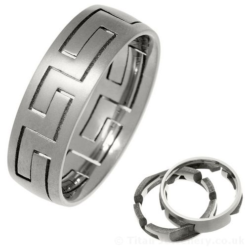 best 20 puzzle ring ideas on pinterest silver salopettes rings for her and celtic wedding rings