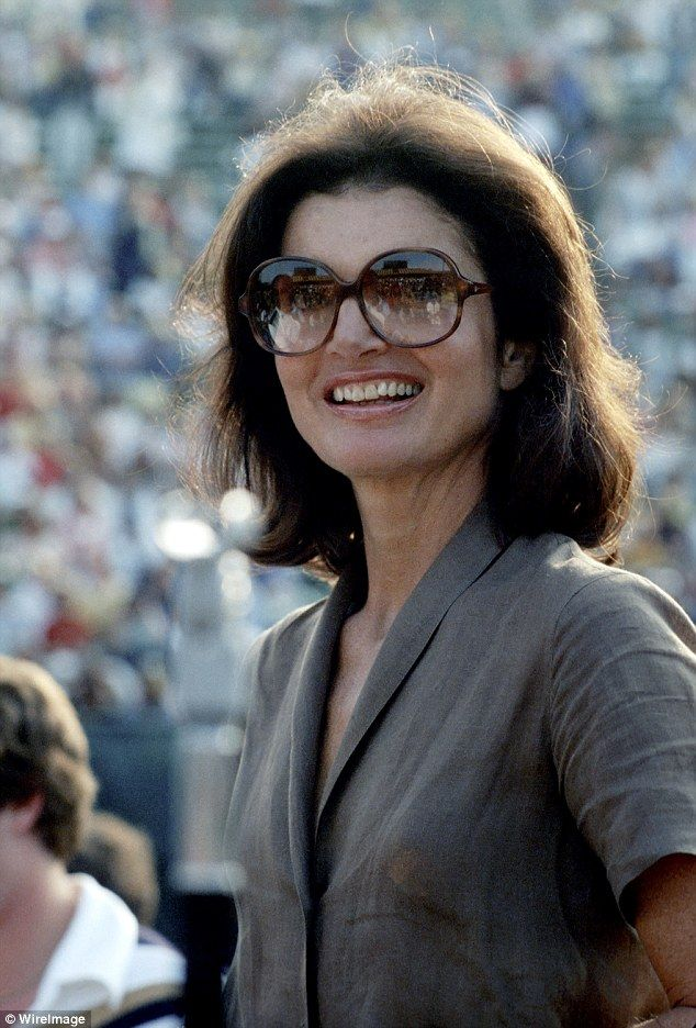 Jackie Onassis, pictured, didn't want her son JFK Jr to go to the trial of his cousin...