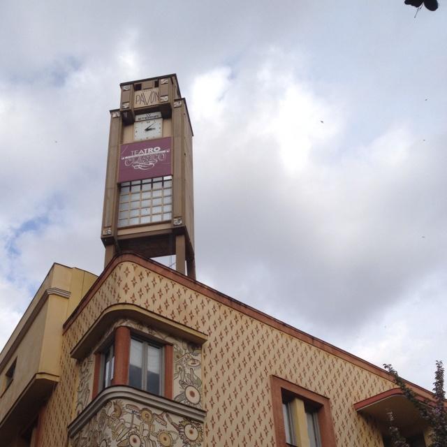 Teatro Pavón. Sede de la Compañía Nacional de Teatro Clásico. Madrid