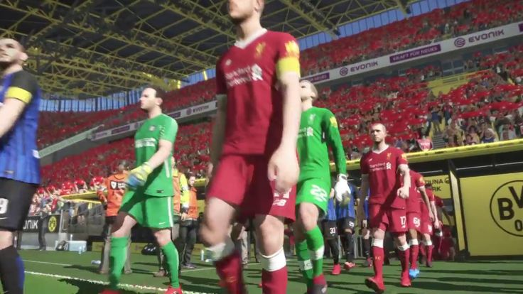 Ps4  PRO EVOLUTION SOCCER 2018: Liverpool - Inter