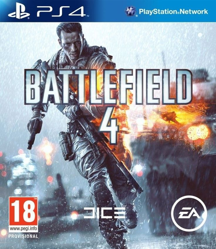 Battlefield 4 PLAYSTATION 4 ( PS4 )    nuovo!!!