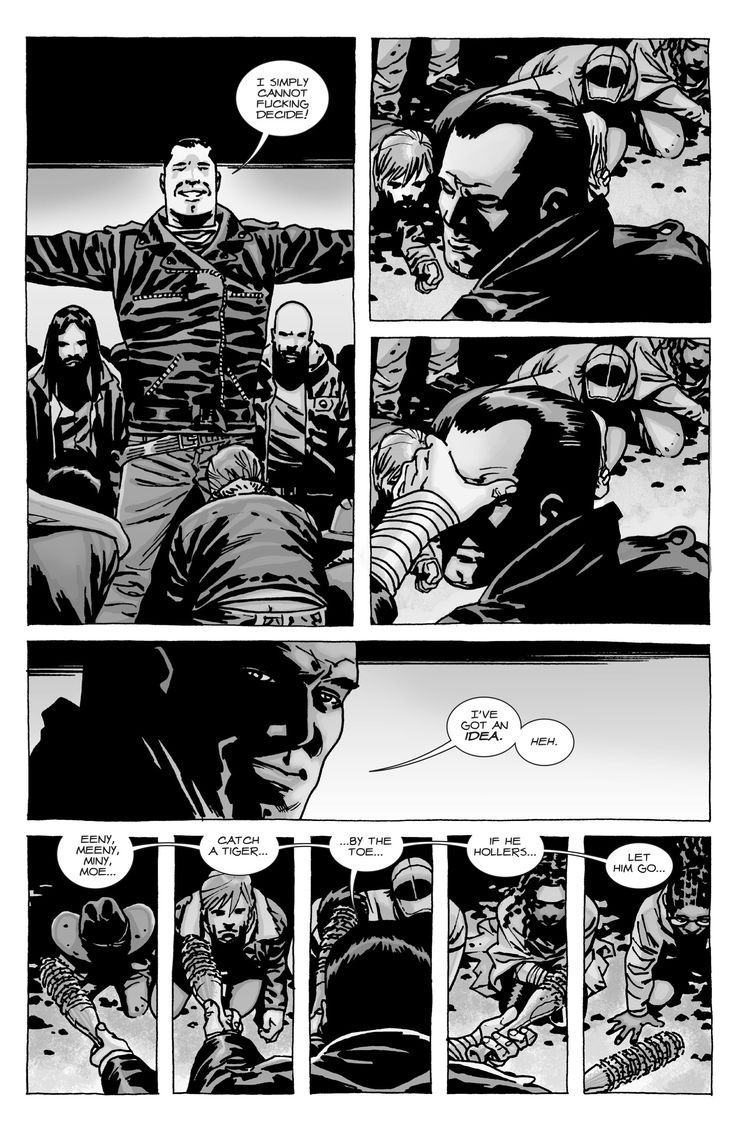 The Walking Dead Issue #100 - Read The Walking Dead Issue #100 comic online in high quality