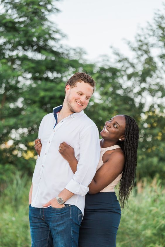 Cute Interracial Couples Black Women White Men