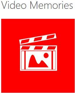 UNIVERSO NOKIA: Video Memories, videoclip unici con base musicale