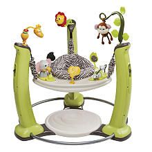 I absolutely love the colors and the design of this Activity center.  Evenflo ExerSaucer Jump and Learn Jumper Jungle Quest Activity Center