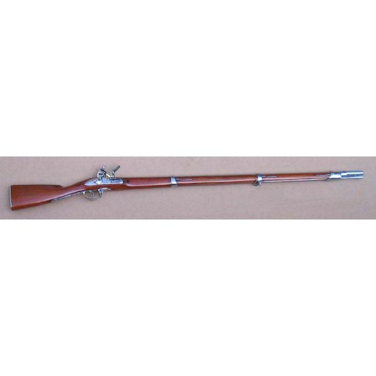1777 French Infantry Flintlock Musket