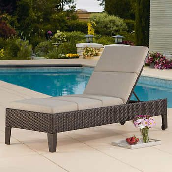 LoungeFire Dakota Woven Patios In 2019 Chaise Pits And South iuPOkXZ