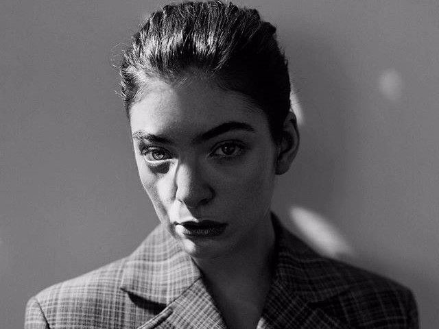 """New Zealand singer-songwriter Lorde premiered a new song """"Perfect Places"""" from her sophomore studio album """"Melodrama""""."""