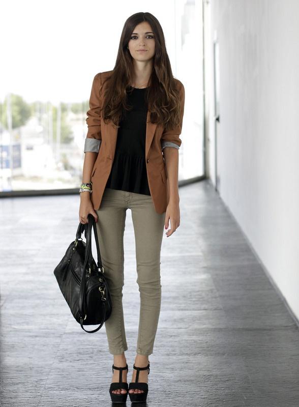 Street Style Cibeles - MB Fashion Week Madrid P/V 2013 - Especiales - Moda Otoño Invierno 2012 - Tendencias, glamour y celebrities - ELLE.ES