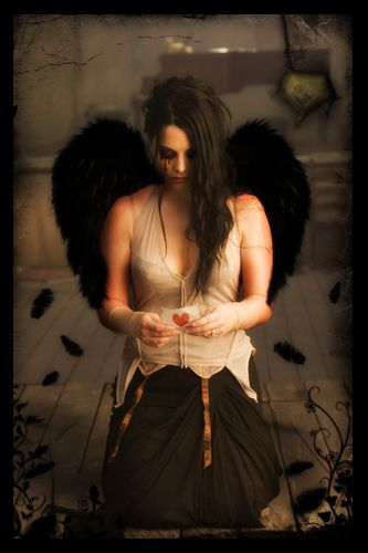 Amy Lee Dark Angel
