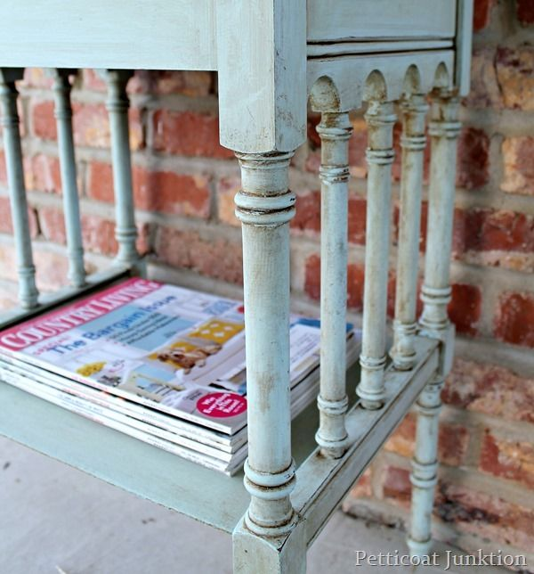 How To Antique Painted Furniture {10 Projects - Top 25+ Best Antique Painted Furniture Ideas On Pinterest Chalk