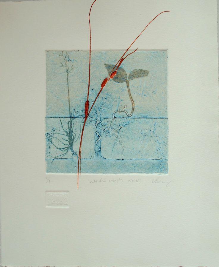 Wonder Weeds « Lynn Bailey: Artist Printmaker