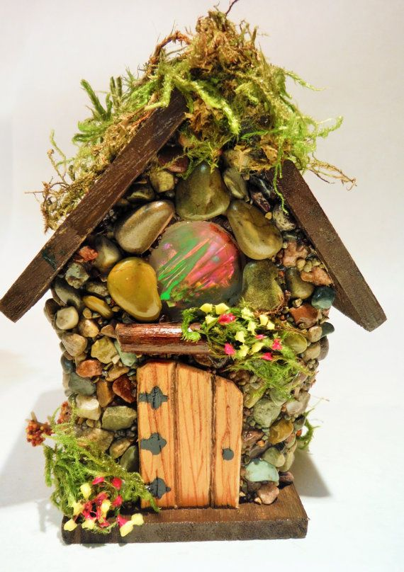 167 Best Make Your Own Fairy House Images On Pinterest