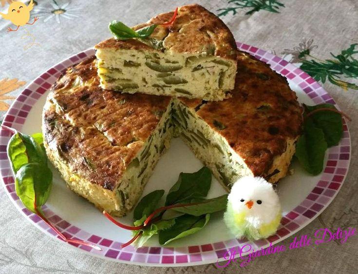 Sformato+di+asparagi+e+zucchine