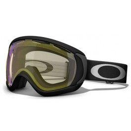 Oakley CANOPY™ Goggles, Matte Black/H.I. Yellow