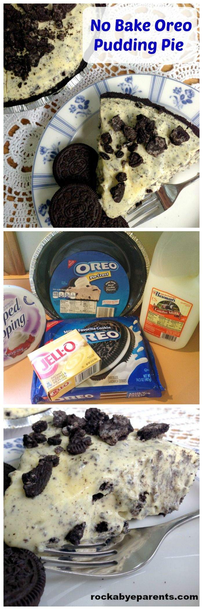 how to make pudding pie thicker