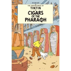 Cigars of the Pharaoh (The Adventures of Tintin): Herge
