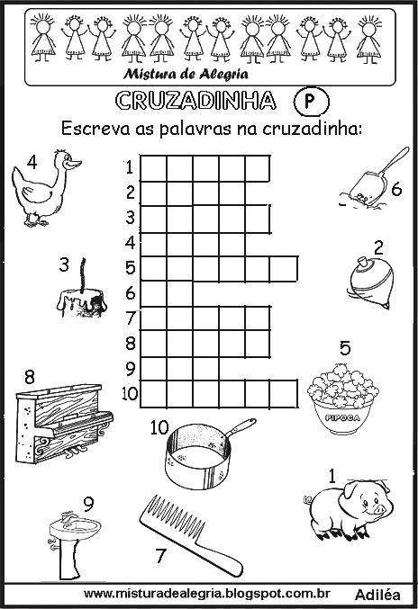 cruzadinha-letra-P-alfabetiza%C3%A7%C3%A3o-imprimir-colorir.JPG (464×677)