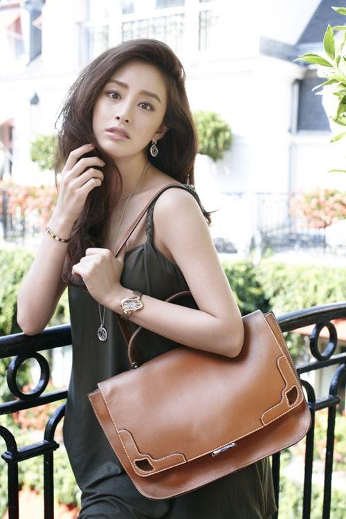 Kim Tae Hee in Paris