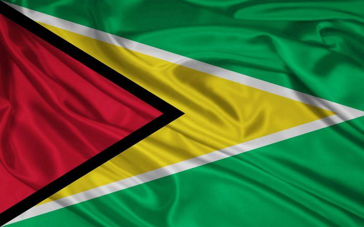 Guyana Flag wallpapers   Guyana Flag stock photos