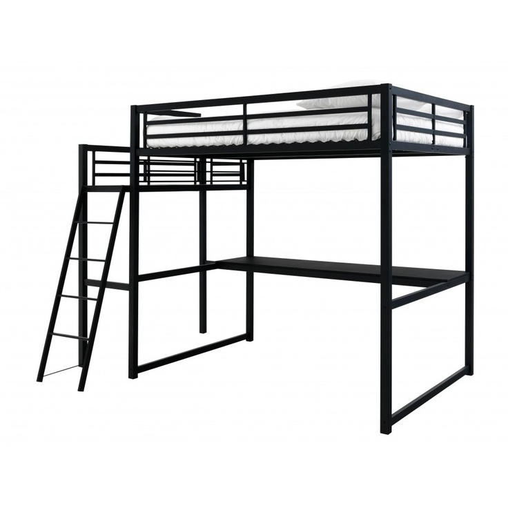 sch ma r gulation plancher chauffant lit mezzanine 2 places fly. Black Bedroom Furniture Sets. Home Design Ideas