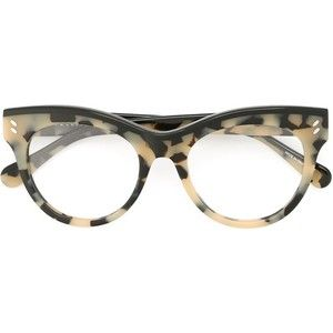 Stella McCartney Havana Glasses