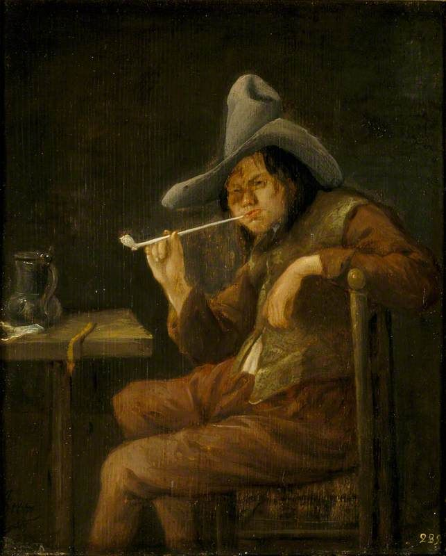Jan Steen - De reuk