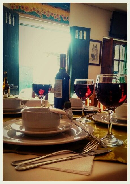 Restaurante #Carnesyoliva #Villadeleyva